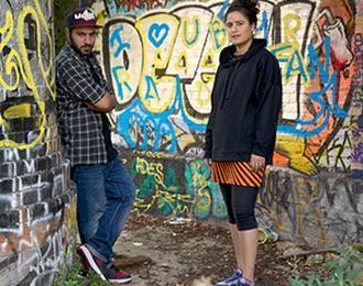 Al Akhareen Hip-Hop Trio