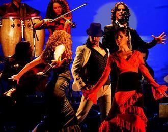 Al Andalus Flamenco Nuevo - Fuego