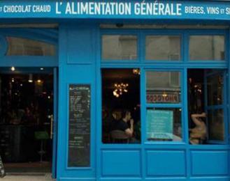Alimentation Générale Paris 11ème