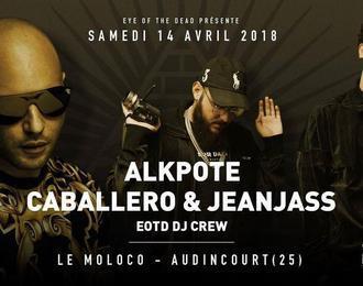 Alkpote - Caballero & JeanJass - EOTD DJ Crew