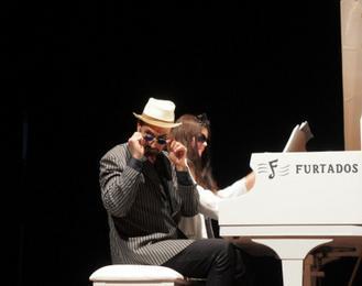 Âme slave a la Fantaisie Satierik pour piano a 4 mains