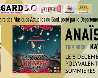 Anaïs Et Kats Whiskers