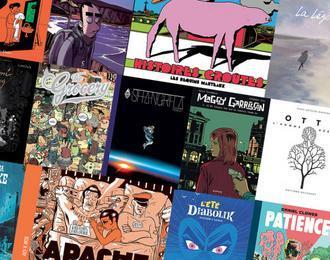 Apéri'livres sur le thème de la bande dessinée