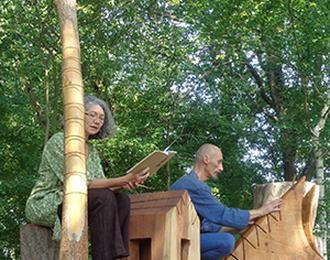 Arbrassons - Duo Angeli Primitivi
