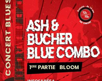 Ash & Bucher Blue Combo et Bloom (1ère partie)