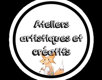 Atelier artistique et créatif