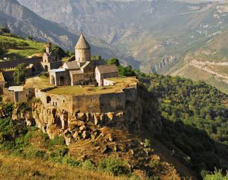 Au delà des mythes, l'Arménie d'aujourd'hui