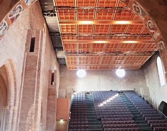 Auditorium St Pierre des cuisines Toulouse