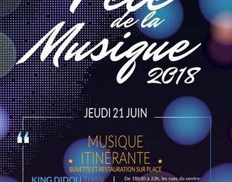 la Auren - Poupa Claudio & King Didou (Fête de la Musique 2018)