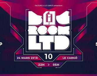 B[i]G ROOM LTD #10ans
