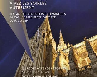 Bach intime - Soirées de la Cathédrale 2018