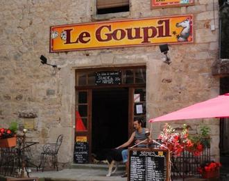 Bar Le Goupil Largentiere