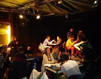 Bar live Roubaix
