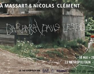 Barbara dans les bois   Barbara Massart & Nicolas Clément