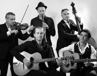 Basilic Swing - Concert Manouche, Klezmer, Tzigane