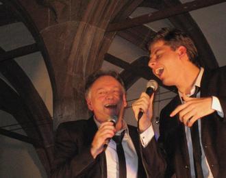 Bernard Lilian et Jérôme B duo Eckbolsheim