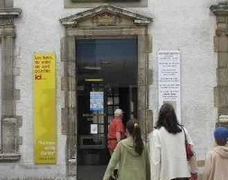 Bibliothèque Intercommunale d'Etampes