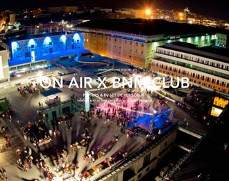 Bnmclub X On Air
