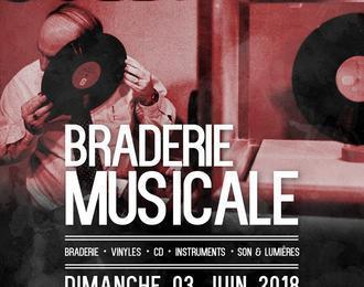 Braderie Musicale #2 Puce, Brocante, Vide Grenier