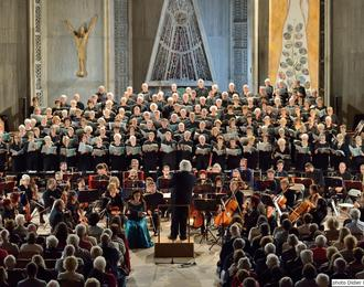 Coréades: Brahms :  Ein Deutsches Requiem