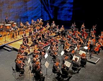 Bruckner / Zdralek - jeune philharmonie franco-allemande et hongroise