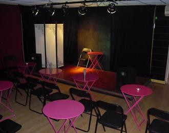 Café théâtre atelier 53 Merignac