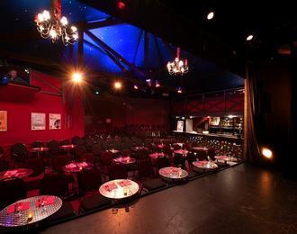 Café Théâtre des Beaux Arts Bordeaux