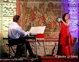Canticel « Chante à Marie »