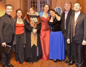 Canto Allegre avec Agnès Jaoui