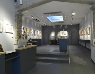 Centre Cristel Editeur d'Art Saint Malo