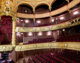 Centre Lyrique Clermont Auvergne Clermont Ferrand