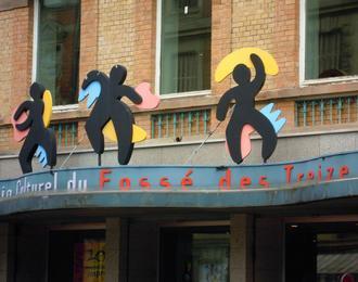Centre-socioculturel du Fossé des Treize Strasbourg
