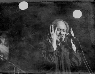 Charles Suberville chante la noblesse de la chanson française