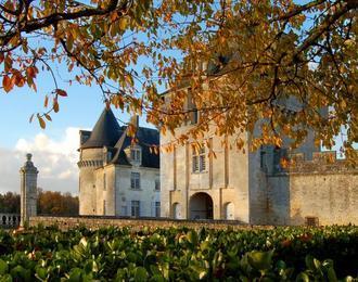 Château de la Roche Courbon Saint Porchaire