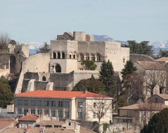 Château des Adhémar - centre d'art contemporain Montelimar