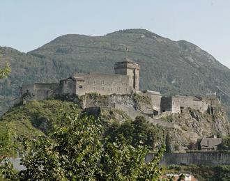 Château fort-musée Pyrénéen Lourdes