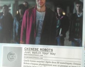 Chinese Robots Paris 11ème