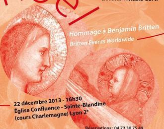 Choeur Britten Lyon