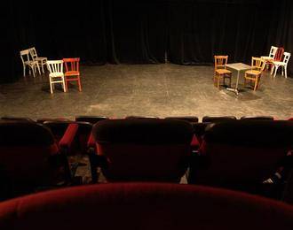 Chok théâtre Saint Etienne