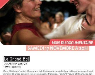 Ciné-bal // Le Grand Bal et initiation aux danses folk