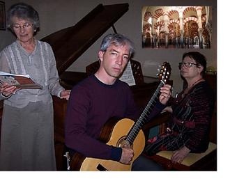 Cinq siècles de musique espagnole