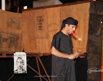 Cirque Inextrémiste Saint Denis de Jouhet