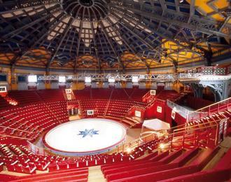 Cirque Jules Verne Pôle Cirque et Rue Amiens