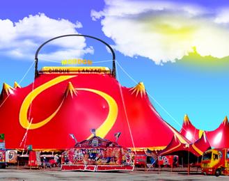 Cirque Roger Lanzac Bordeaux
