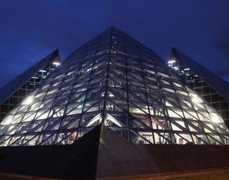 Cité de l'Or - Pyramide des Métiers d'Art Saint Amand Montrond