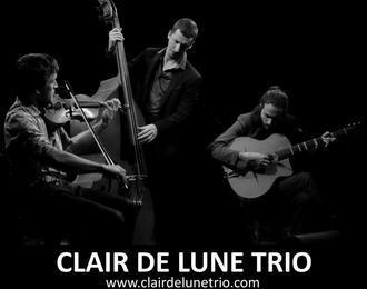 Clair de Lune Trio Marseille