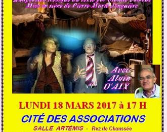 Claude Camous raconte et interprète « Déjà Napoléon perçait sous Bonaparte »
