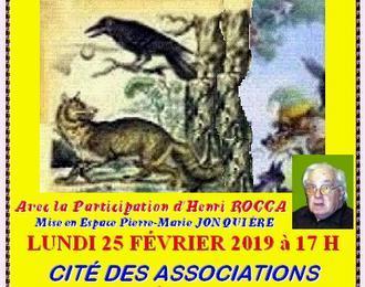 Claude Camous raconte : Jean de La Fontaine, « le fabuliste fabuleux »