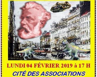 Claude Camous raconte Jules Verne, Voyage au centre de Marseille