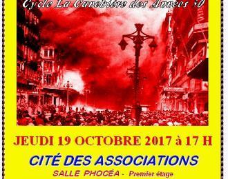 Claude Camous raconte : L'Incendie des Nouvelles Galeries le 28 octobre 1938